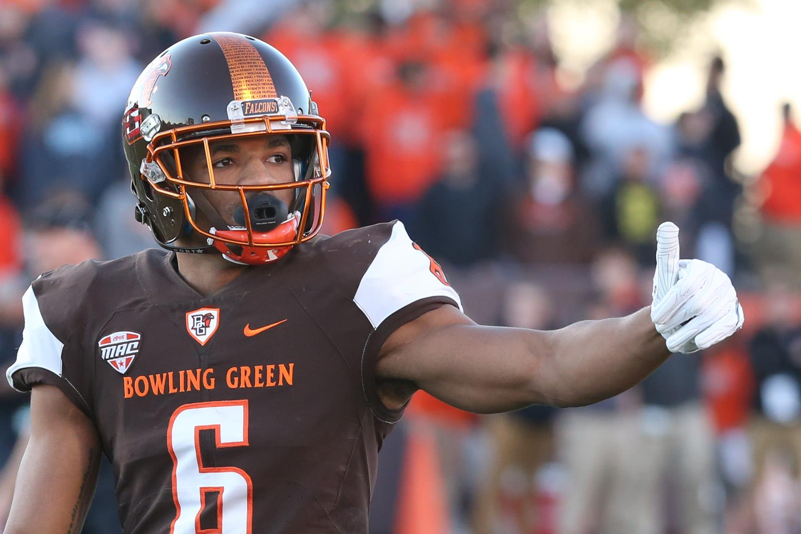 at the game: miami - bowling green state university athletics