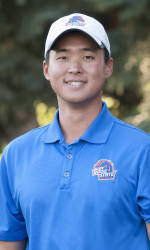 T.K. Kim was one of 13 players to finish under-par.
