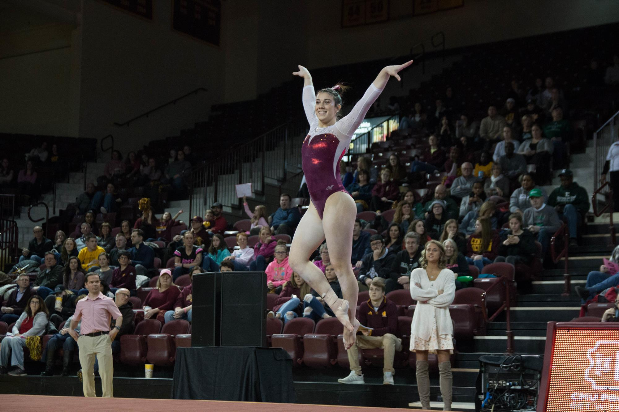 cc1da6d4101b Sierra DeMarinis - Women's Gymnastics - Central Michigan University  Athletics