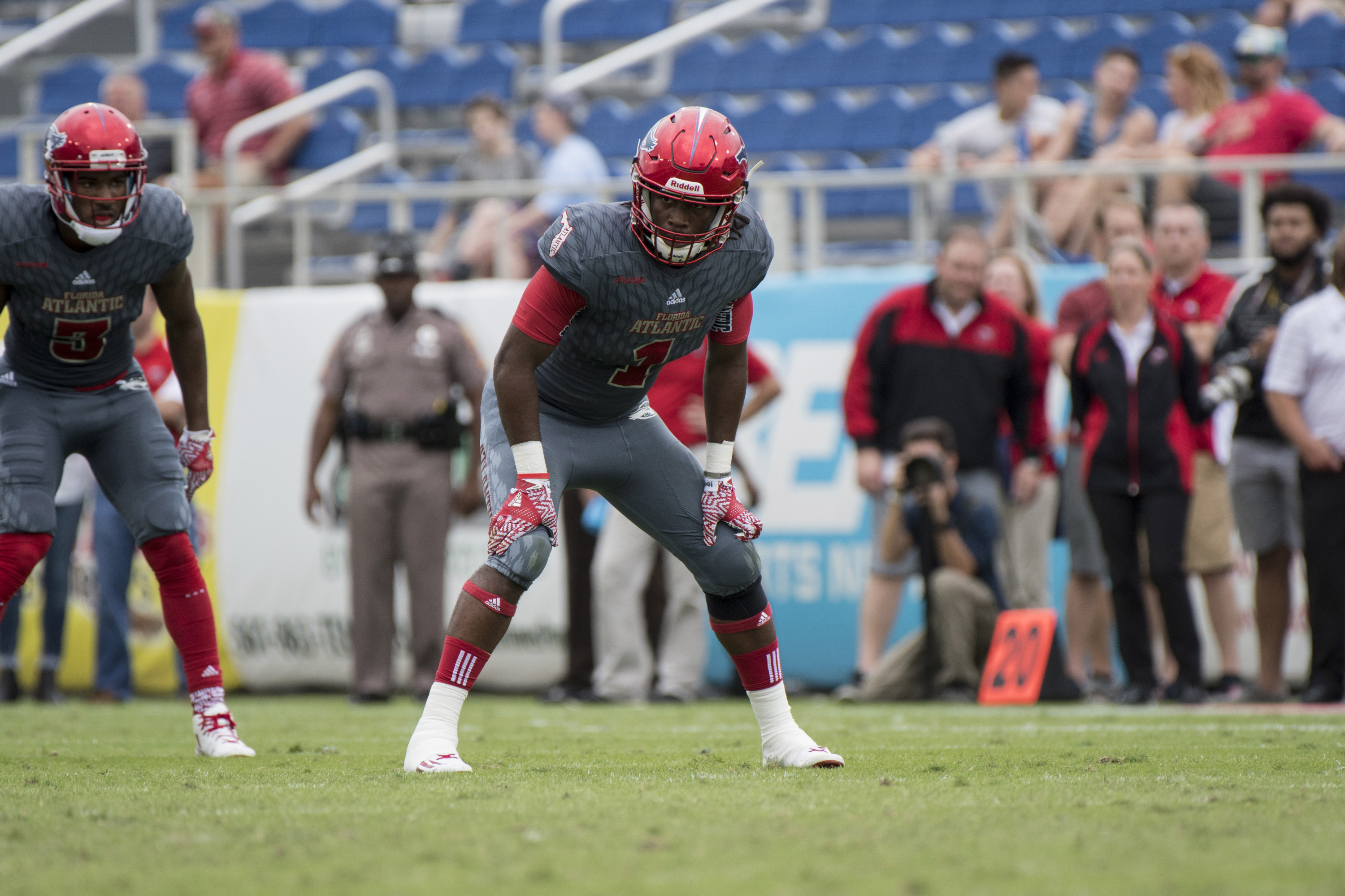 Defense Wins The Day For Fau Football Three Practices Remain Prior