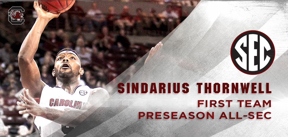 Thornwell Named Preseason All Sec By League Coaches University Of