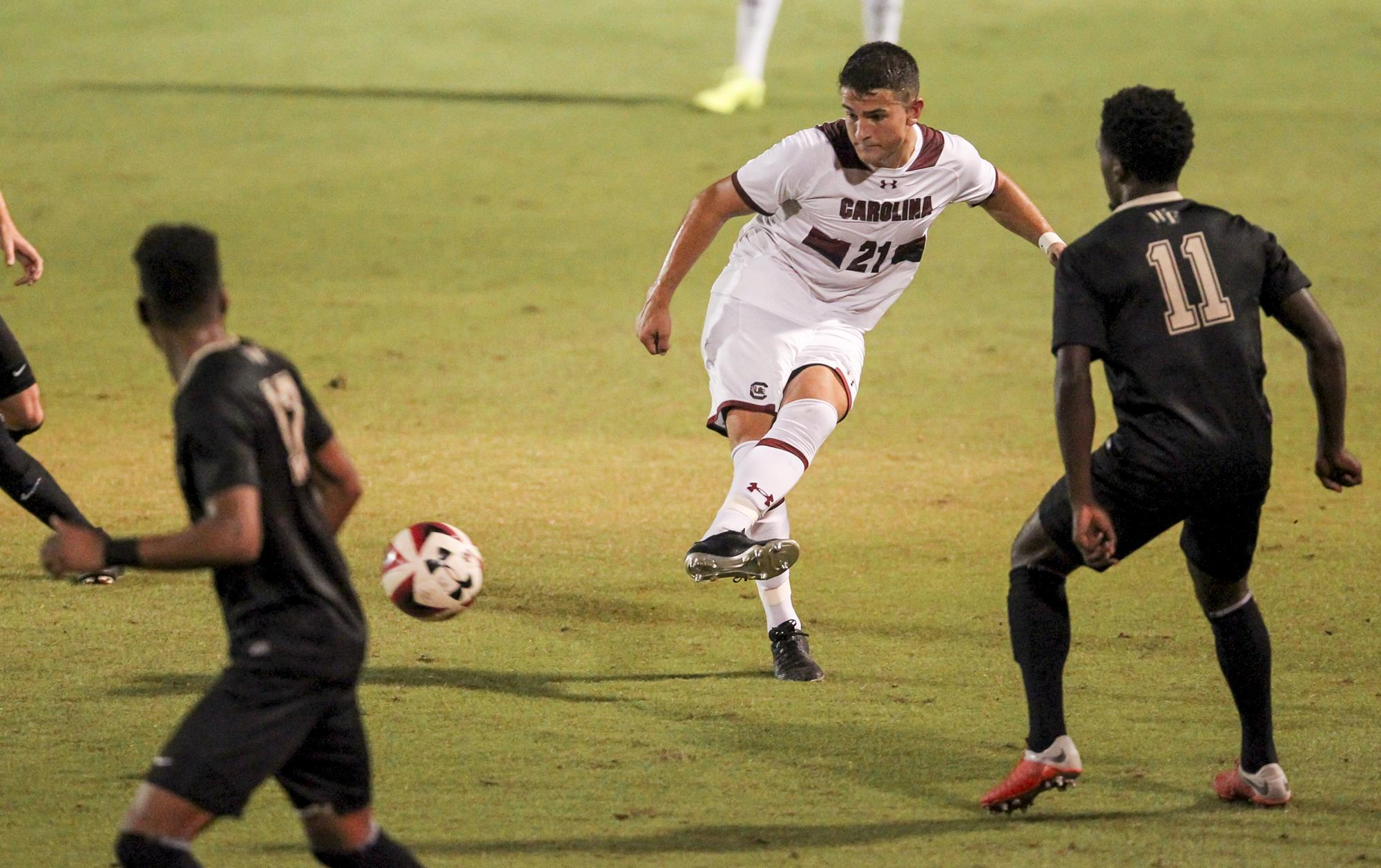 c9baede5f70 Josh Corning - Men s Soccer - University of South Carolina Athletics