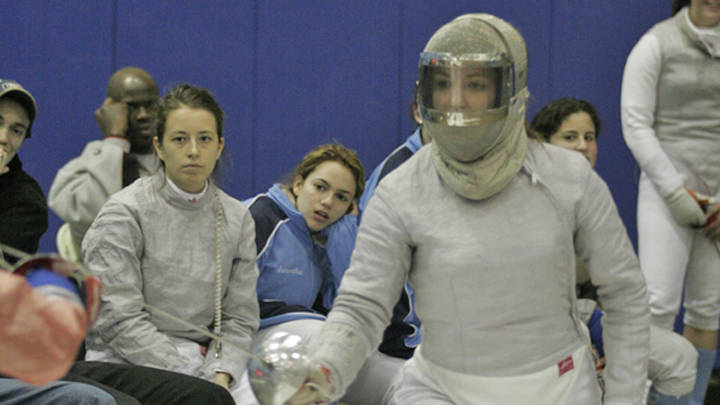Emily Jacobson saber fencer nude photos 2019
