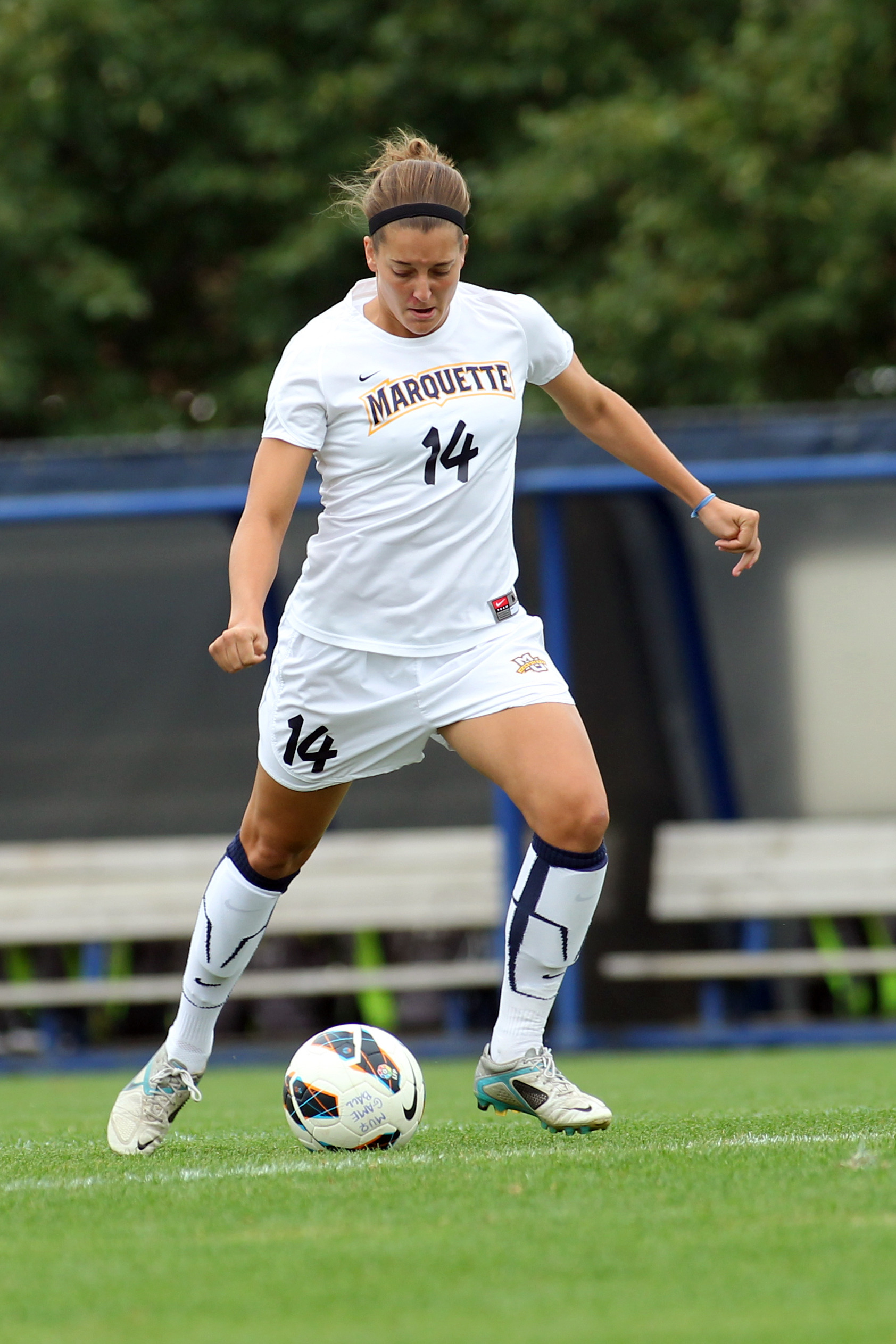 Alex Heffron recorded one goal and one assist in victory over Providence.