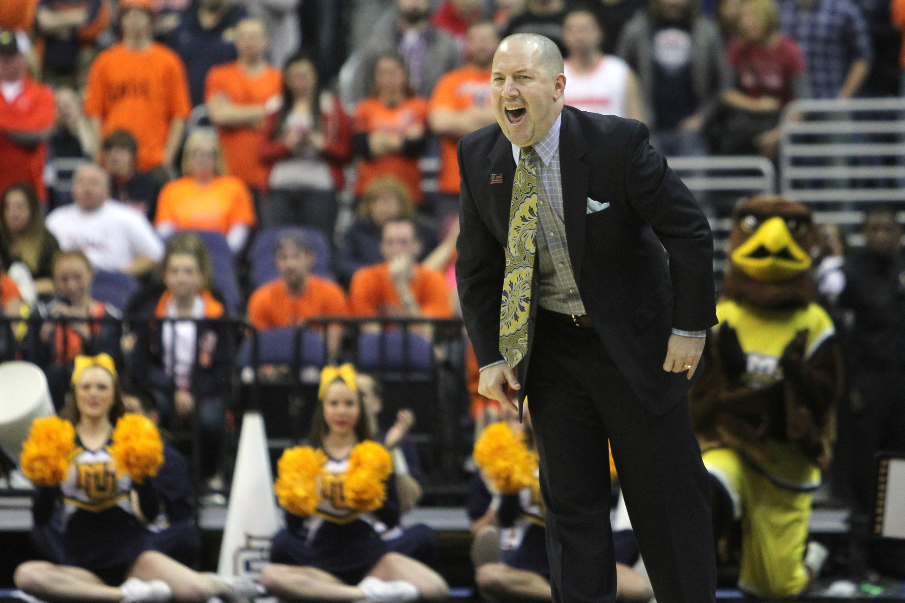 Buzz Williams and the Golden Eagles welcome three new league members in 2013-14.
