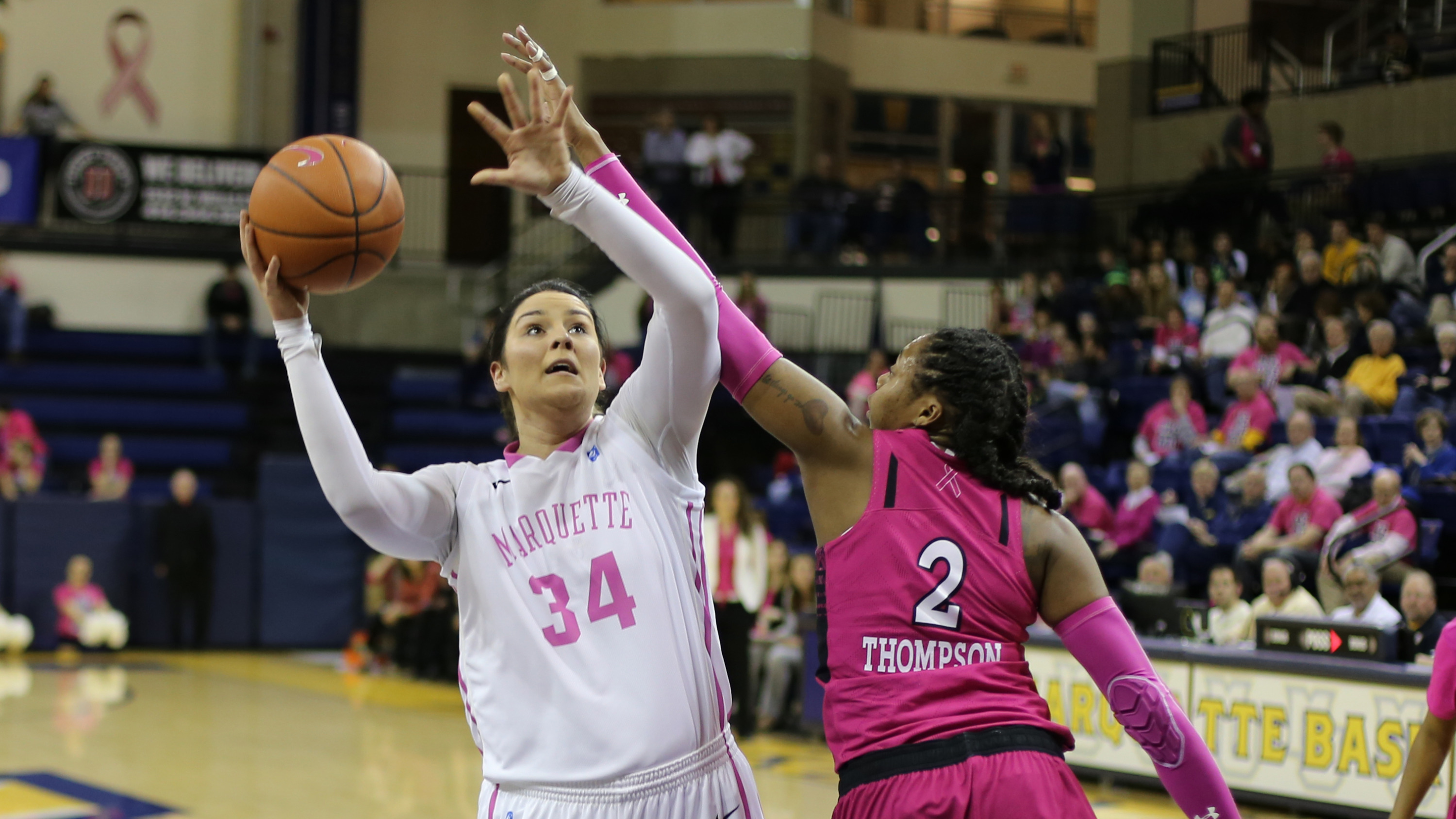 MU's Chelsie Butler scored 11 points coming off the bench