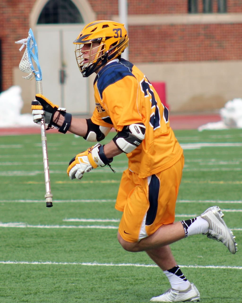 Colin Riehl will continue to play a big role in MU's SSDM group as a sophomore.