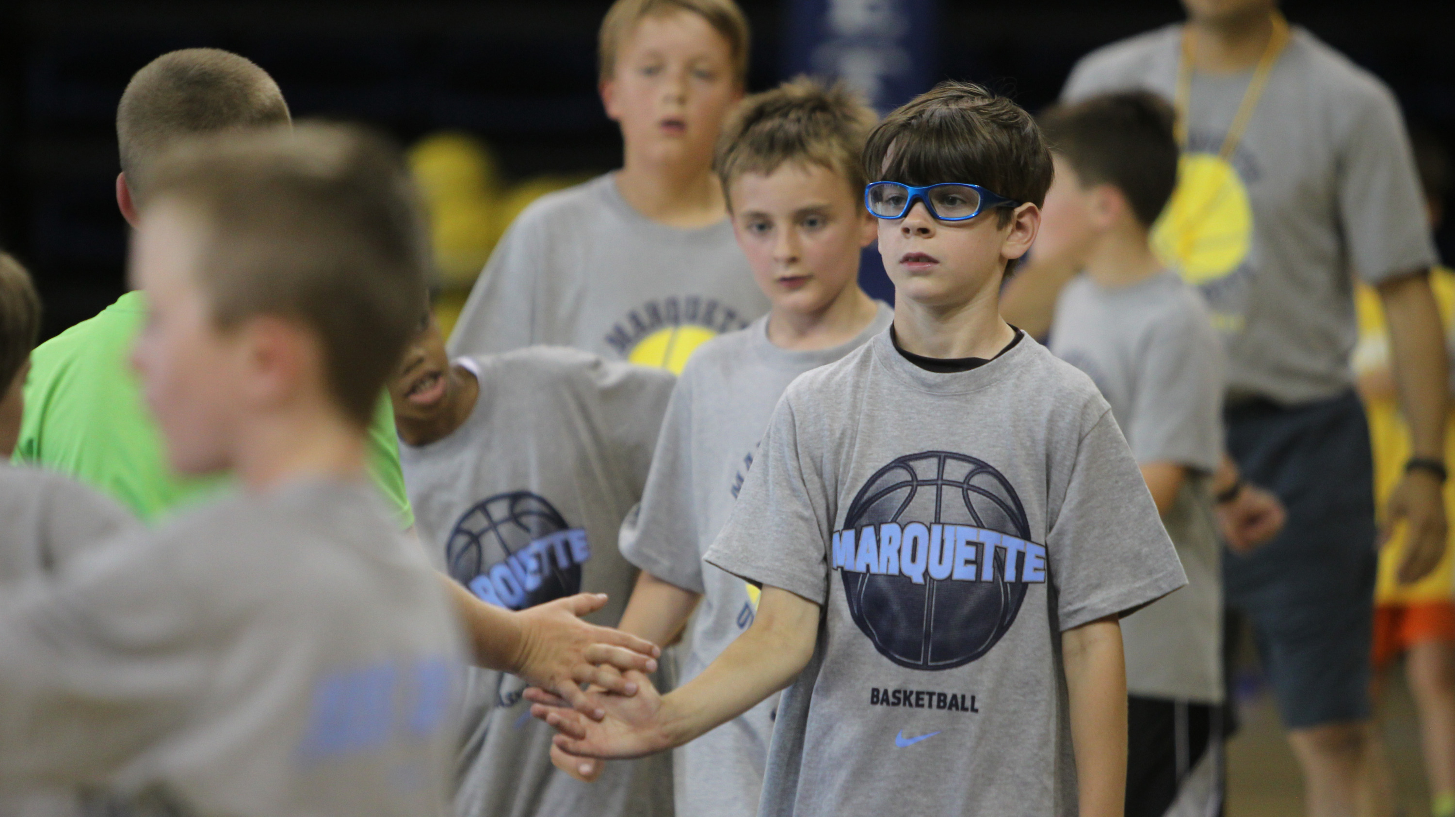 Hundreds of campers will participate in the three week-long sessions.