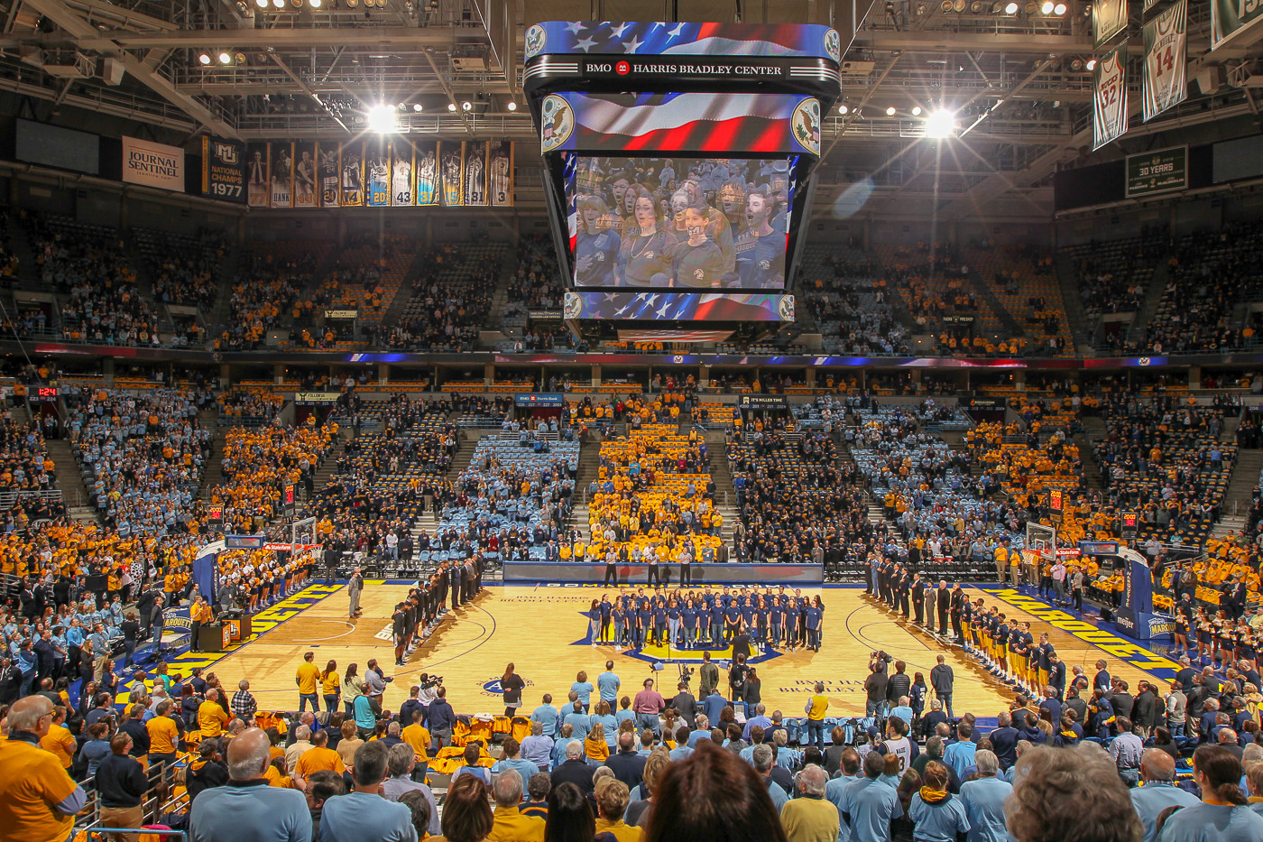 Saturday was National Marquette Day