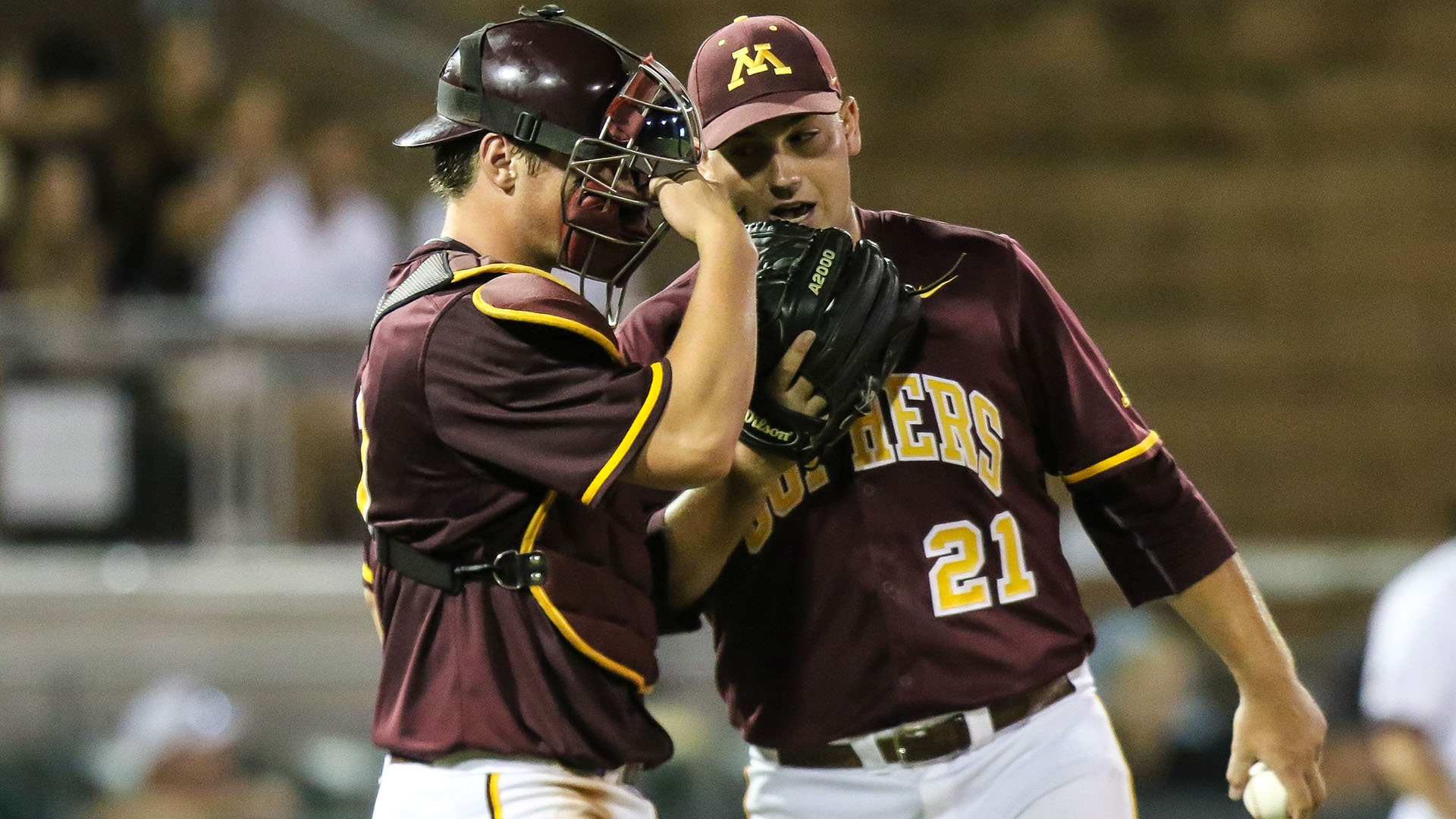 257c08a5f Austin Athmann - Baseball - University of Minnesota Athletics