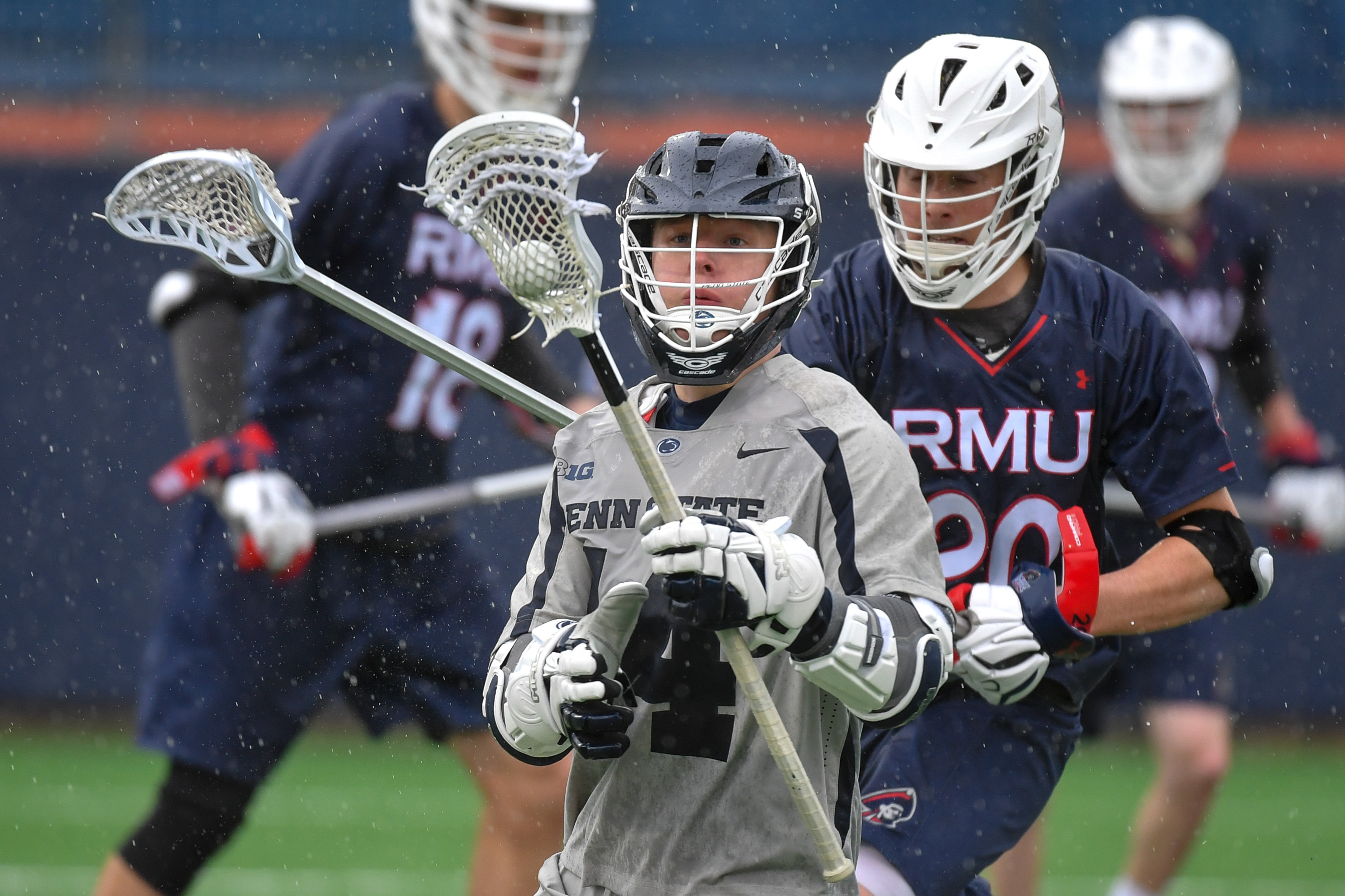 MLAX Set for Midweek Game with Furman - Penn State University