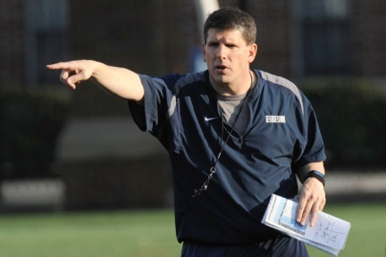 The Hoyas will hold a one-day camp on Saturday, June 7.