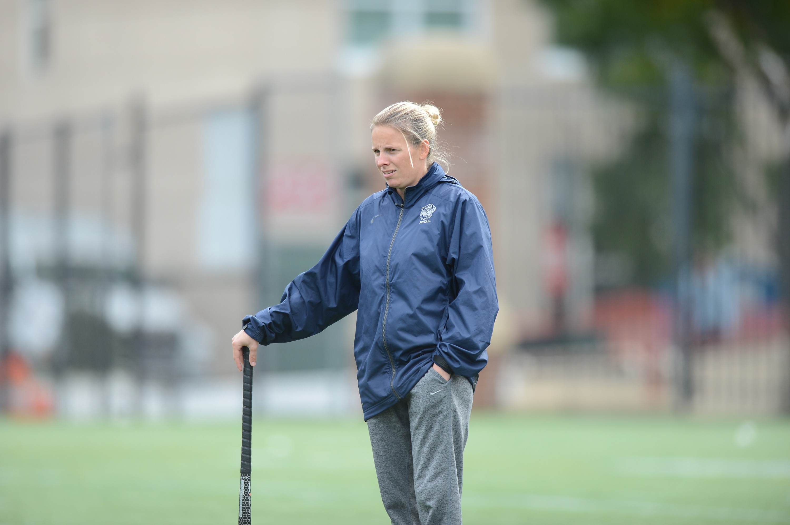 <b> The GU field hockey team was recognized for its work in the classroom on Monday by the NFHCA.</b>