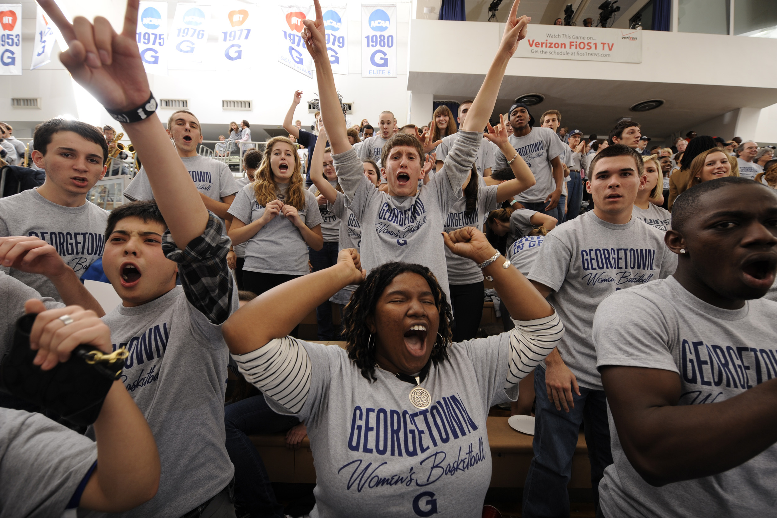 The Hoyas announced the 2015-16 BIG EAST Conference Schedule.