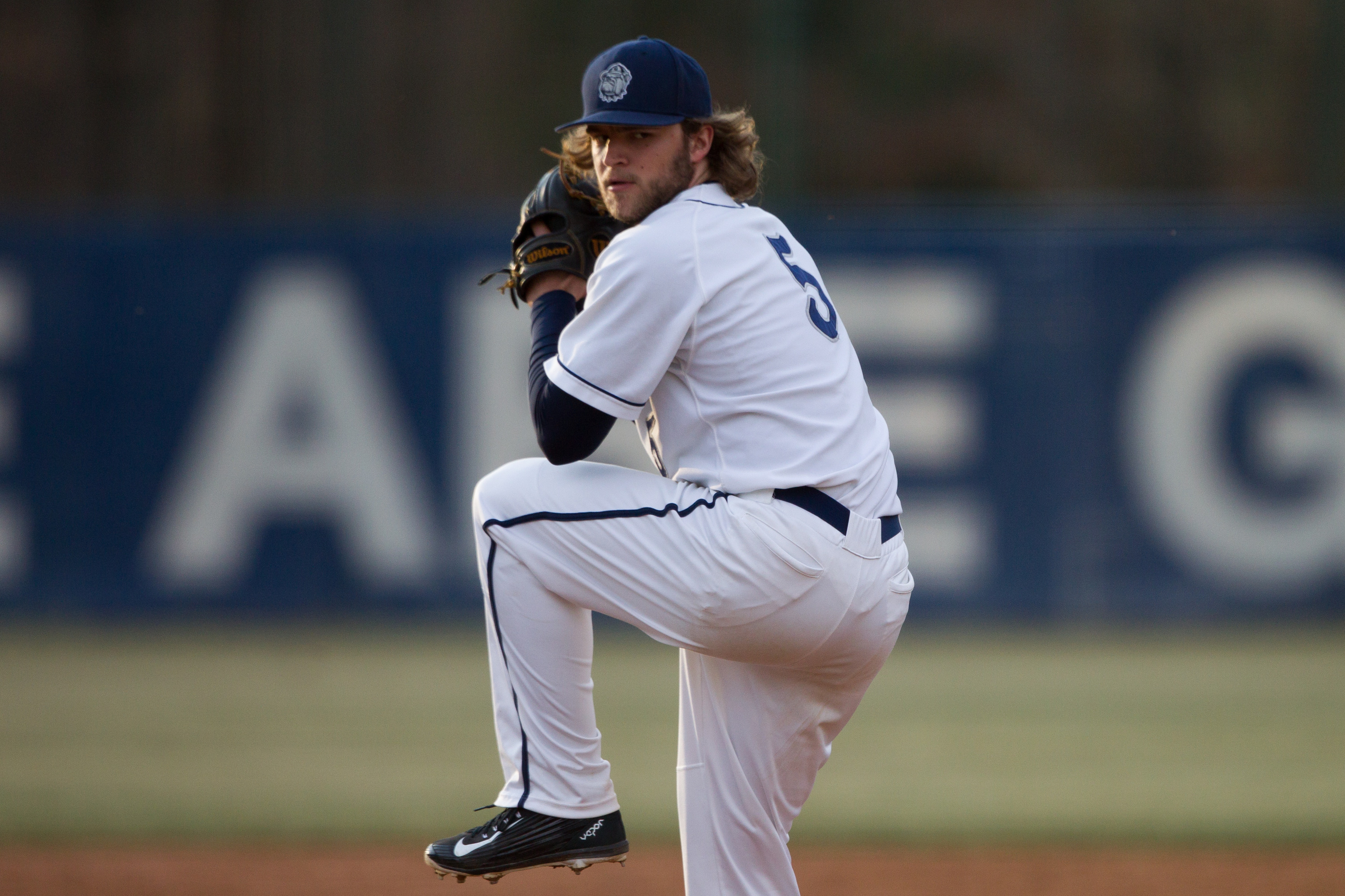 Ellingson earned his second selection after registering two saves with four strikeouts last week