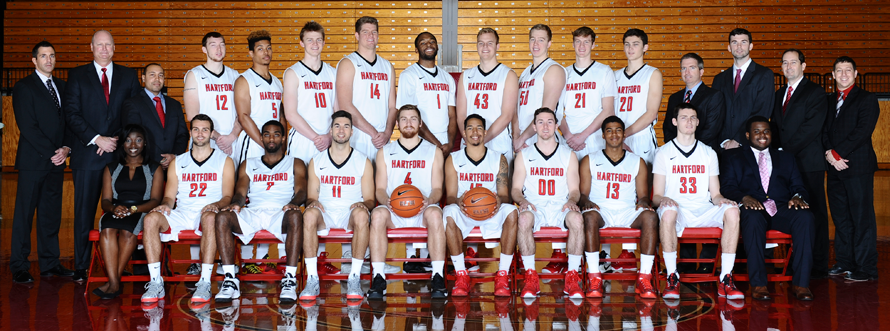 new arrival 3f834 de501 Hartford Hawks Athletics - 2014-15 Men's Basketball Roster