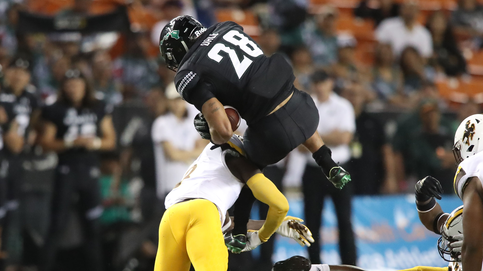 85ad27758af Elijah Dale - Football - University of Hawai'i at Manoa Athletics