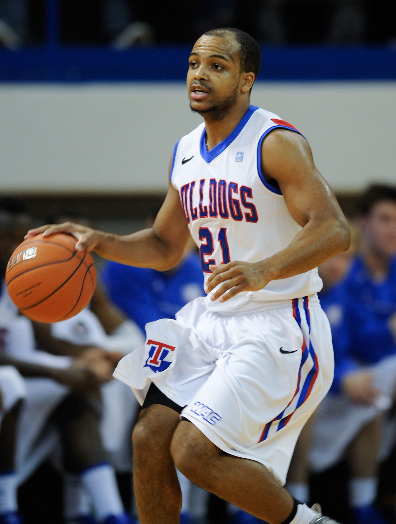 Junior guard Kenyon McNeail had a team-high 18 points in the previous meeting