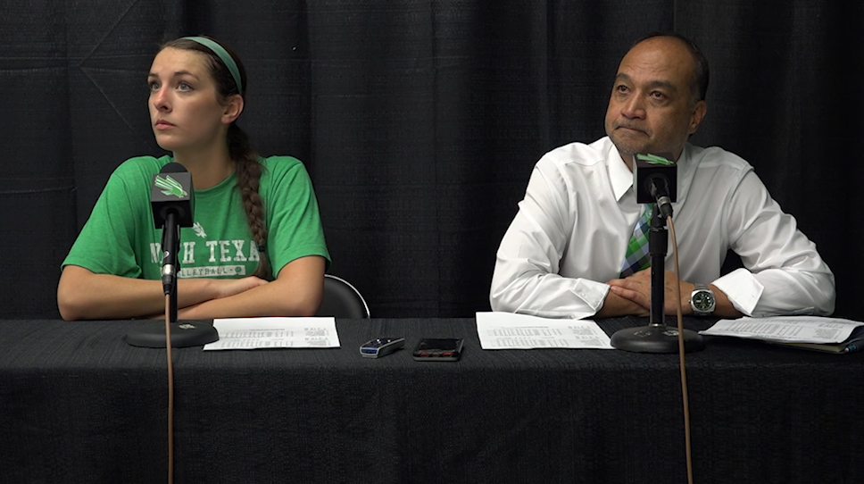 VB: NIVC - North Texas Post-Tulsa Presser