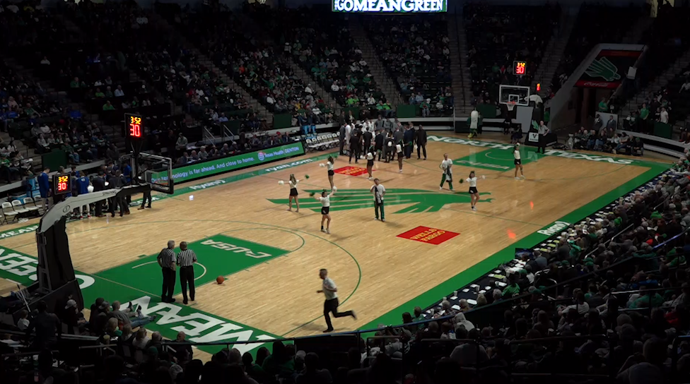 North Texas MBB: Highlights vs La Tech 01/03/19
