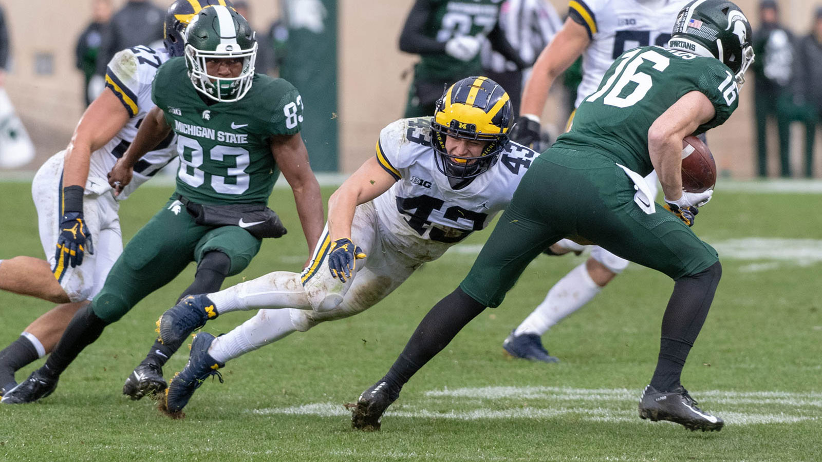 Jake McCurry - Football - University of Michigan Athletics 3a5fbe203