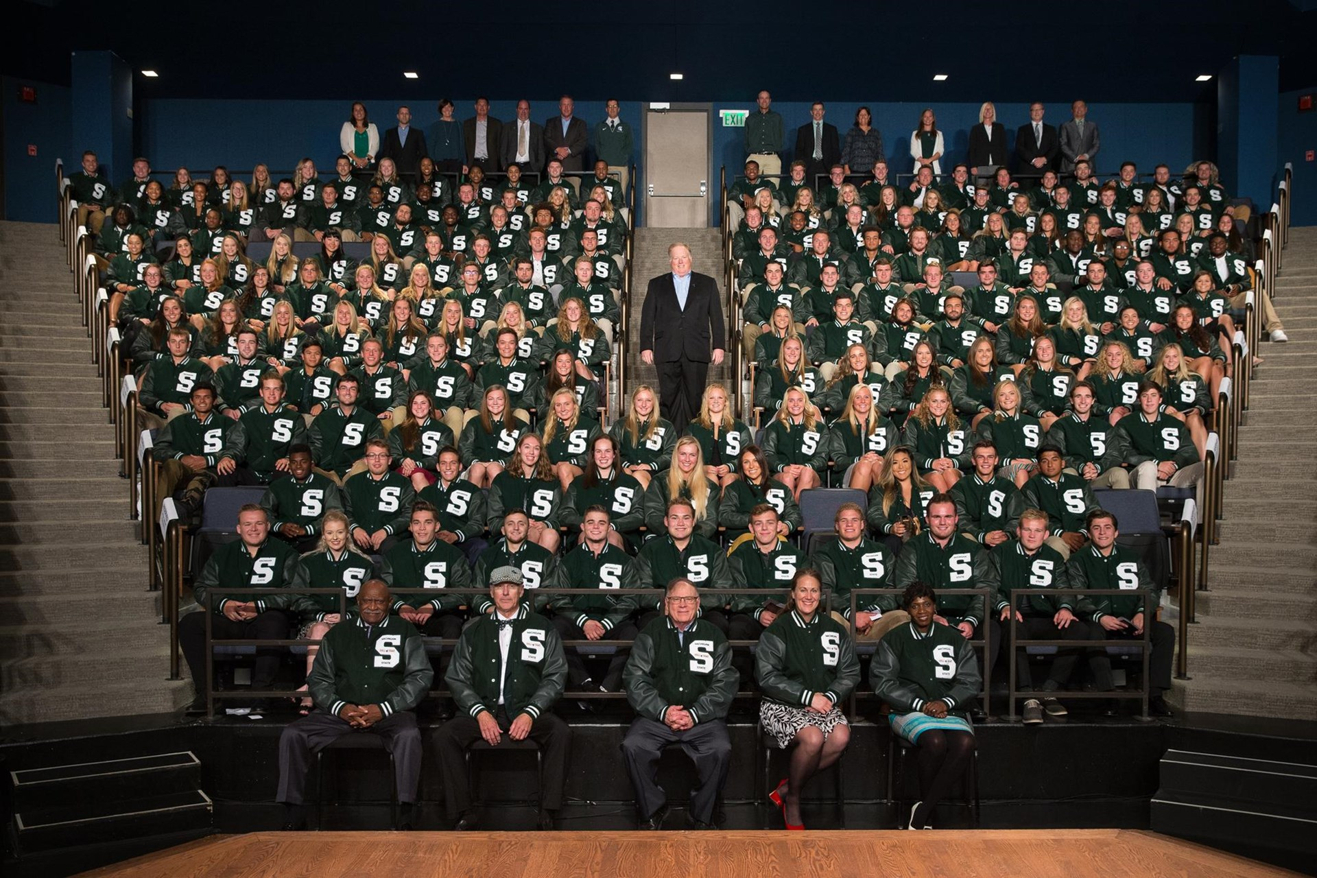 Michigan State history to celebrate and copy