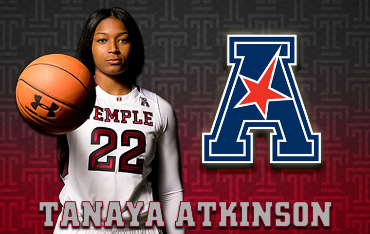 Tanaya Atkinson AAC Weekly