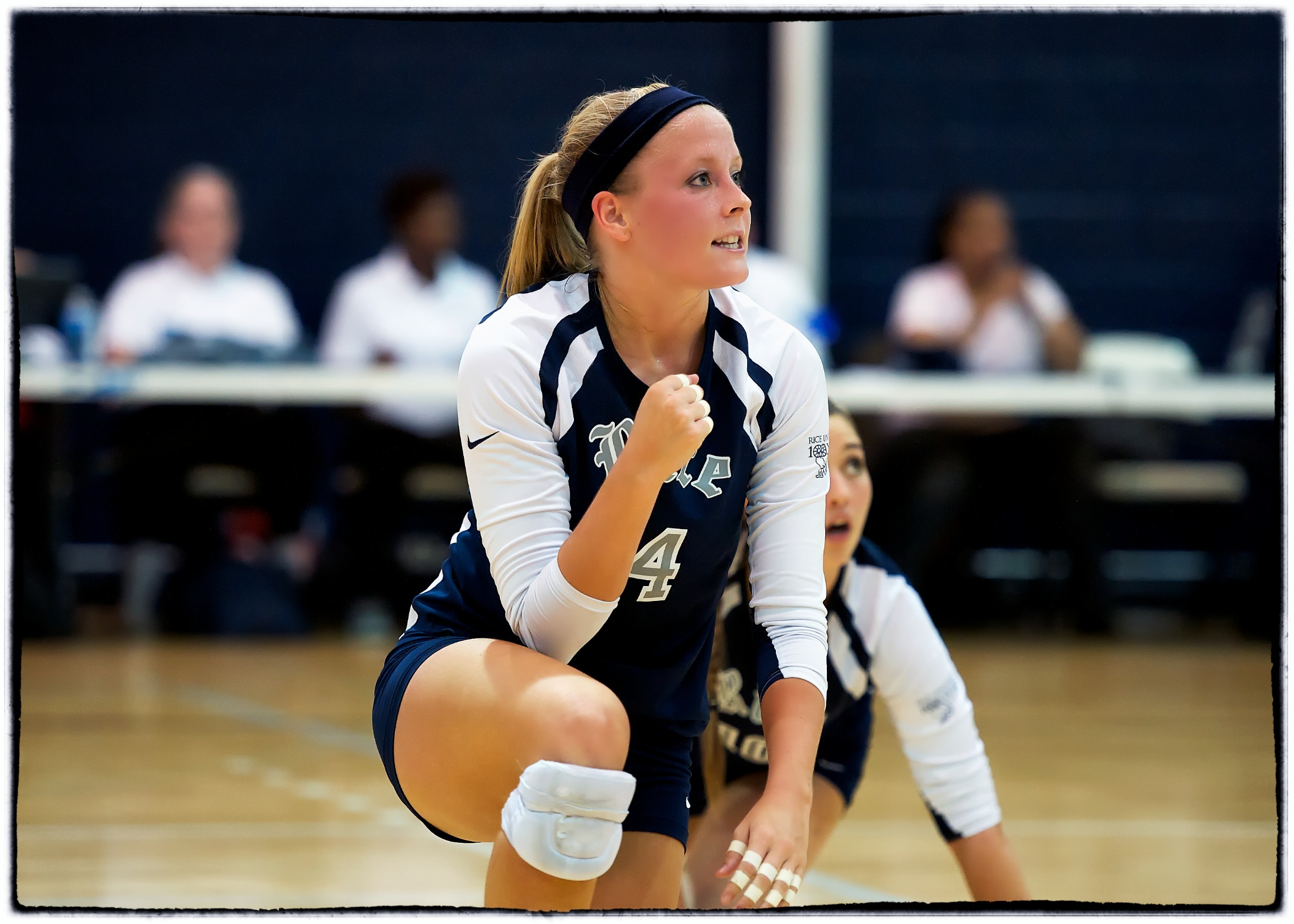 Megan Murphy had 114 assists in the tournament.
