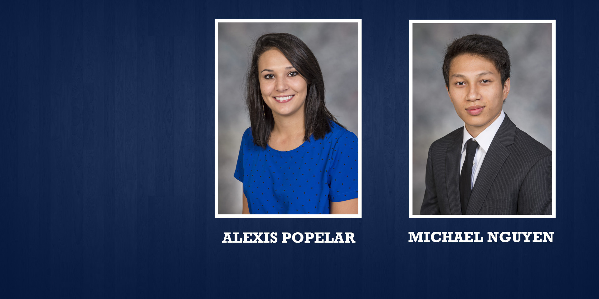 Alexis Popelar and Michael Nguyen were both added to the Rice women's basketball staff.
