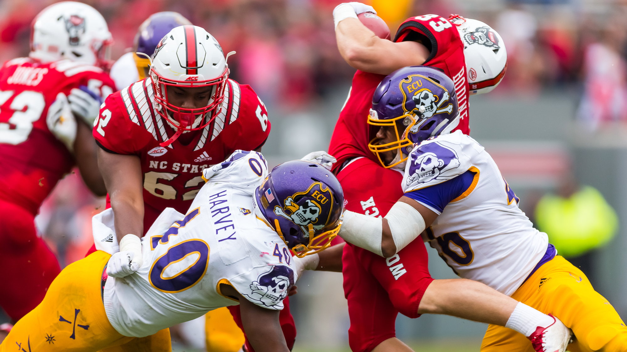 NC State ends long season for Pirates