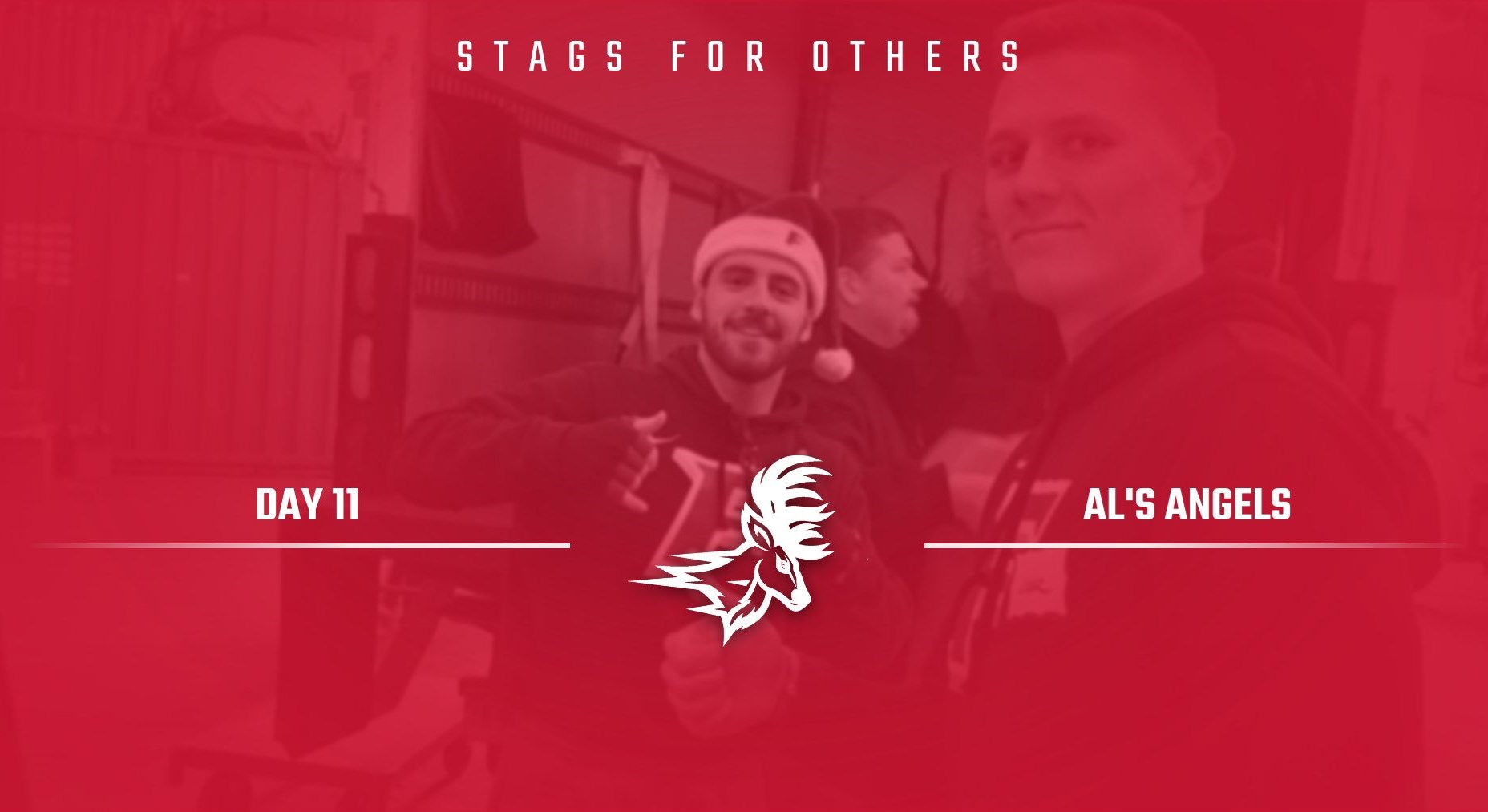 Stags for Others: Al's Angels