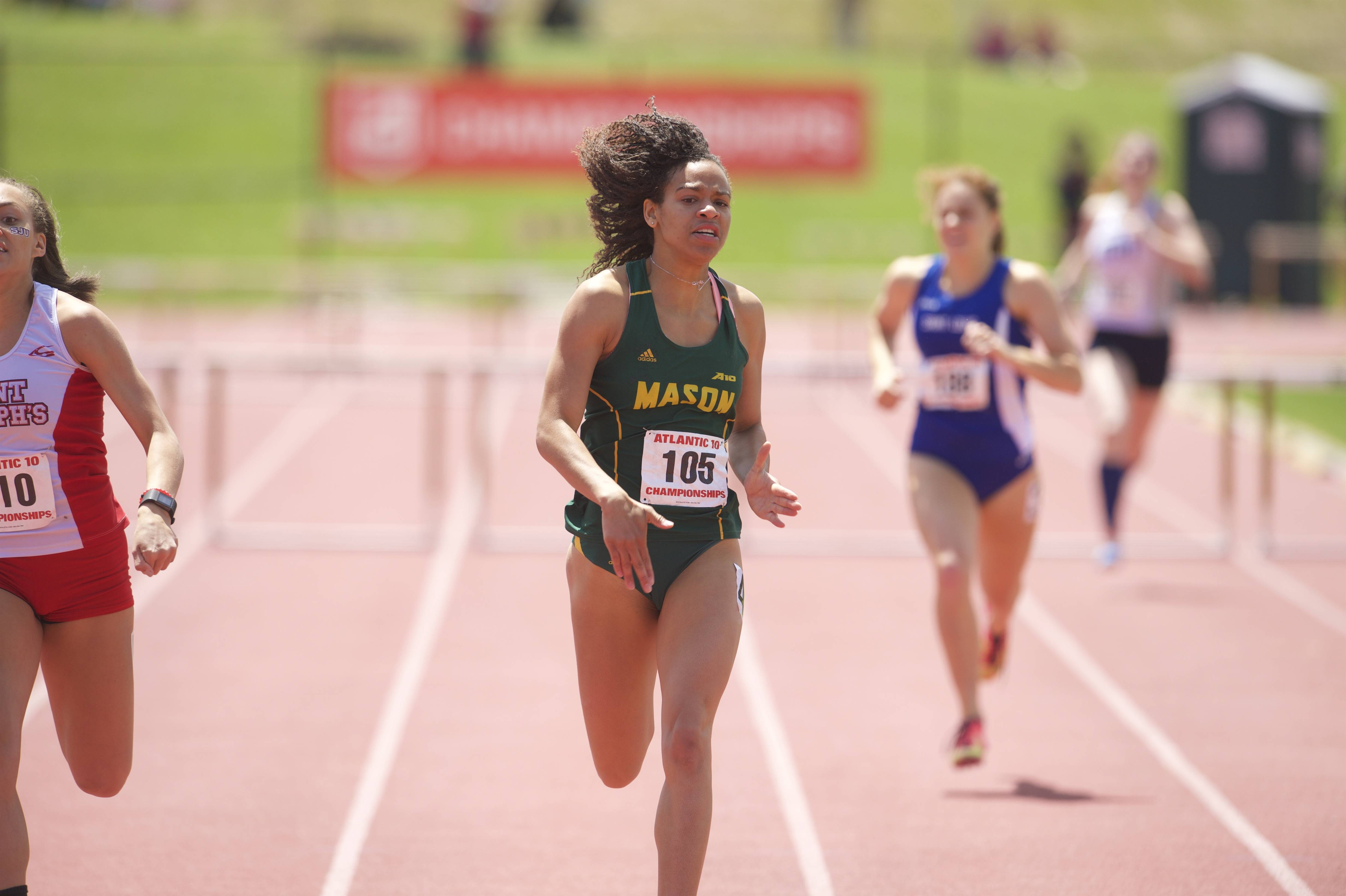Sharpe Gearing Up for Canadian Track & Field Championships