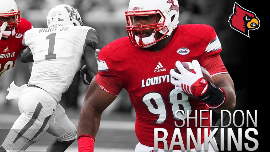 4f6374fef Sheldon Rankins - Football - University of Louisville Athletics