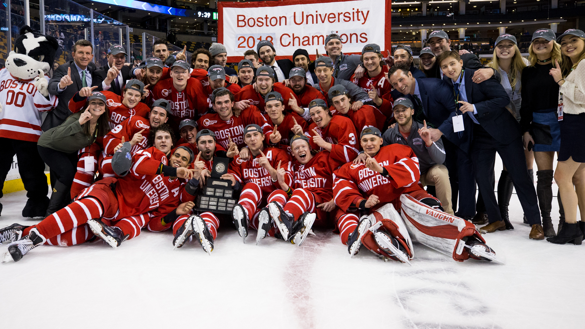 2018 Hockey East Title