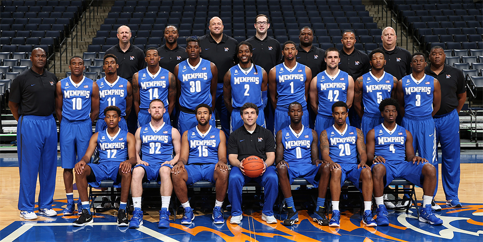 university  memphis athletics   mens basketball roster