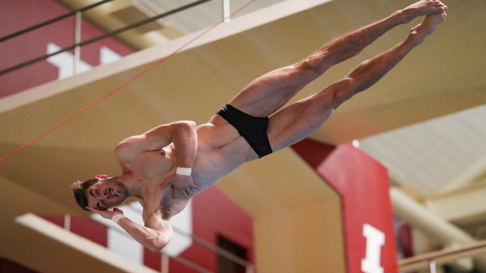 No 2 13 Hoosiers Win Three Events On Day One Of Iu Invitational