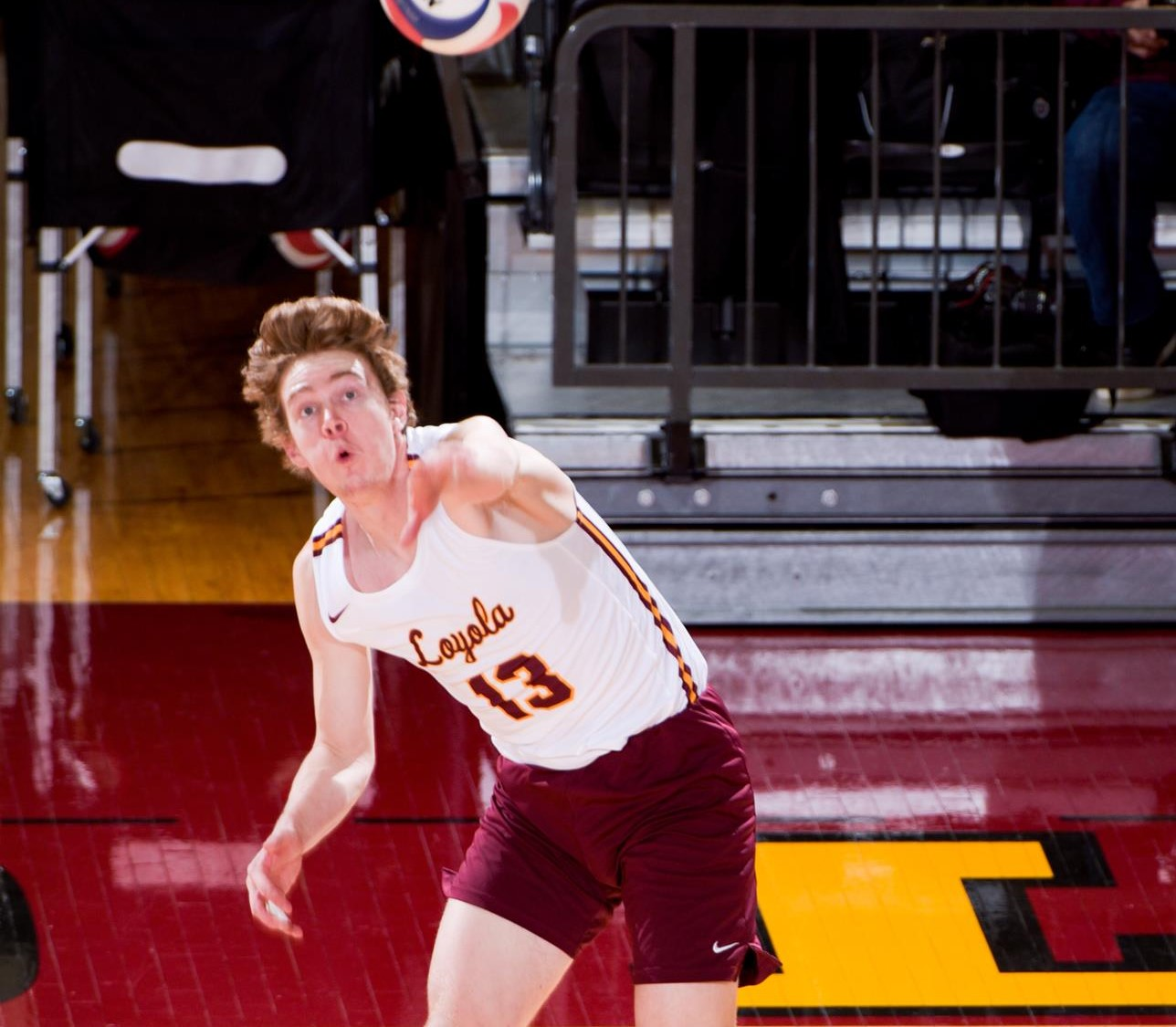 Loyola Wins Its Sixth Straight With An Impressive Road