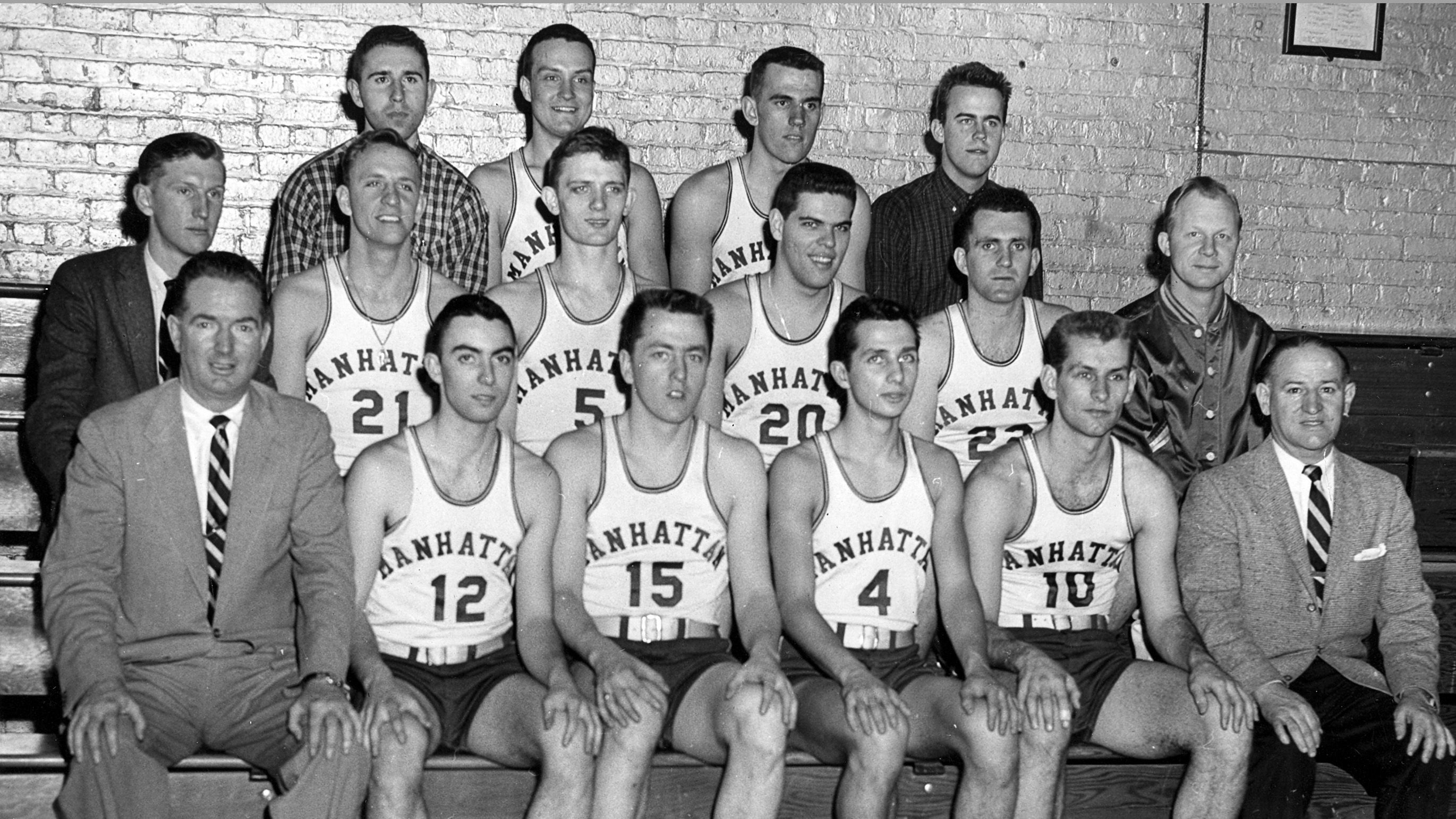 Manhattan's 1957-1958 Team Featured In Saturday's NY Daily News