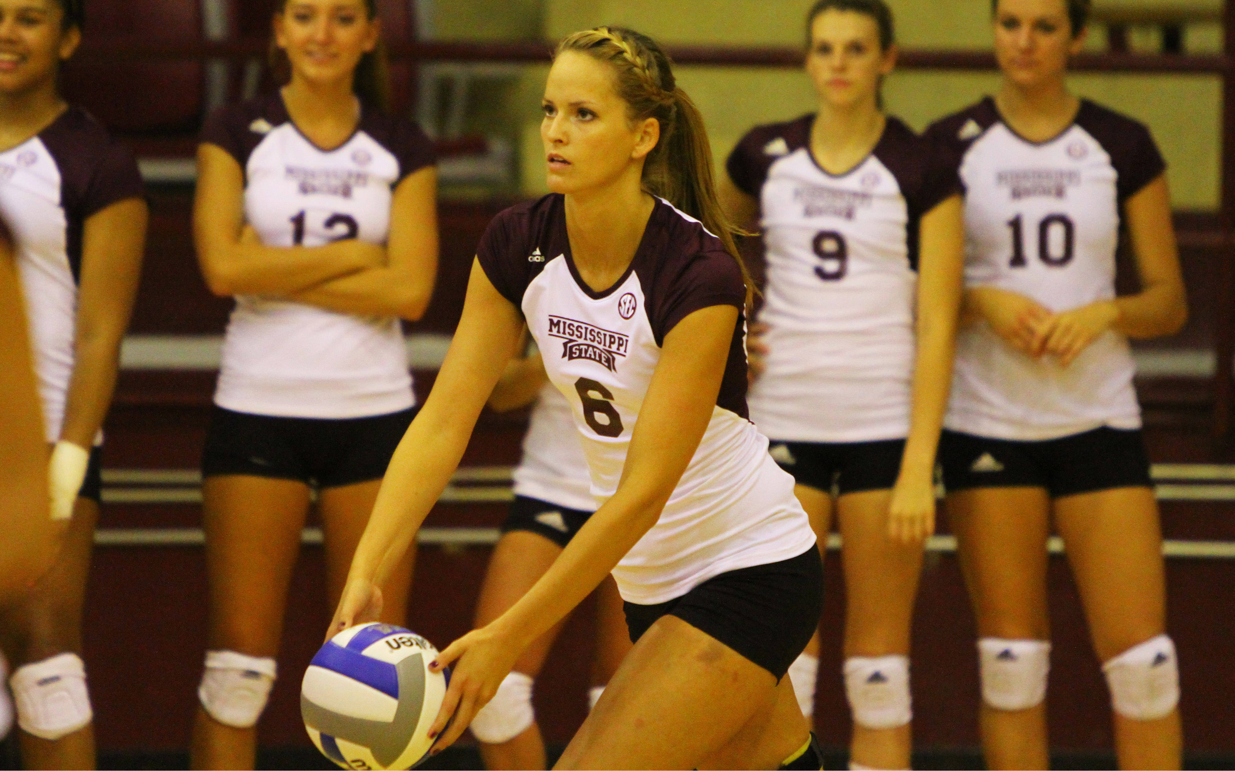 State Volleyball Falls At #19 Kentucky - Mississippi State ...