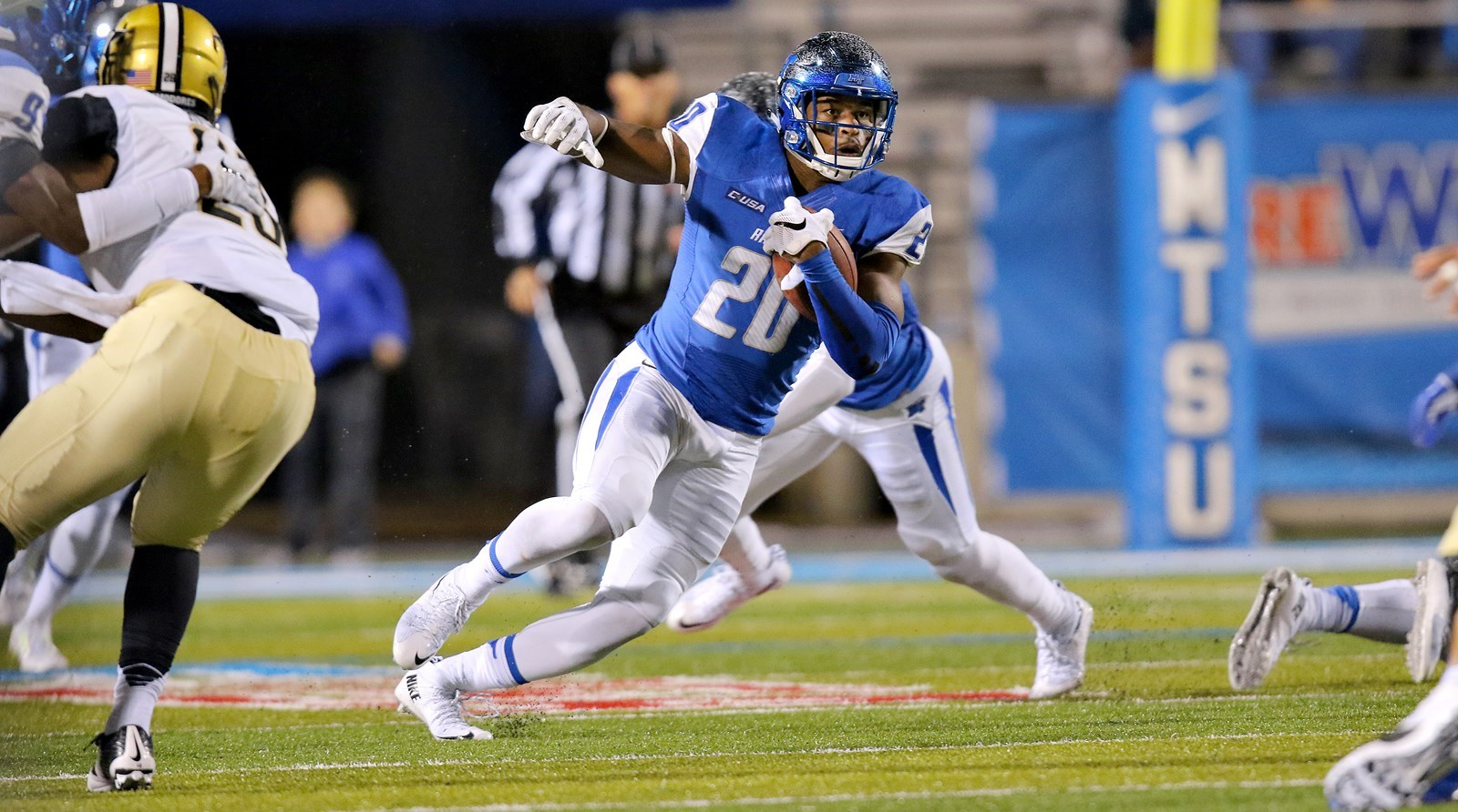 ce4734d56 Kevin Byard - Football - Middle Tennessee State University Athletics