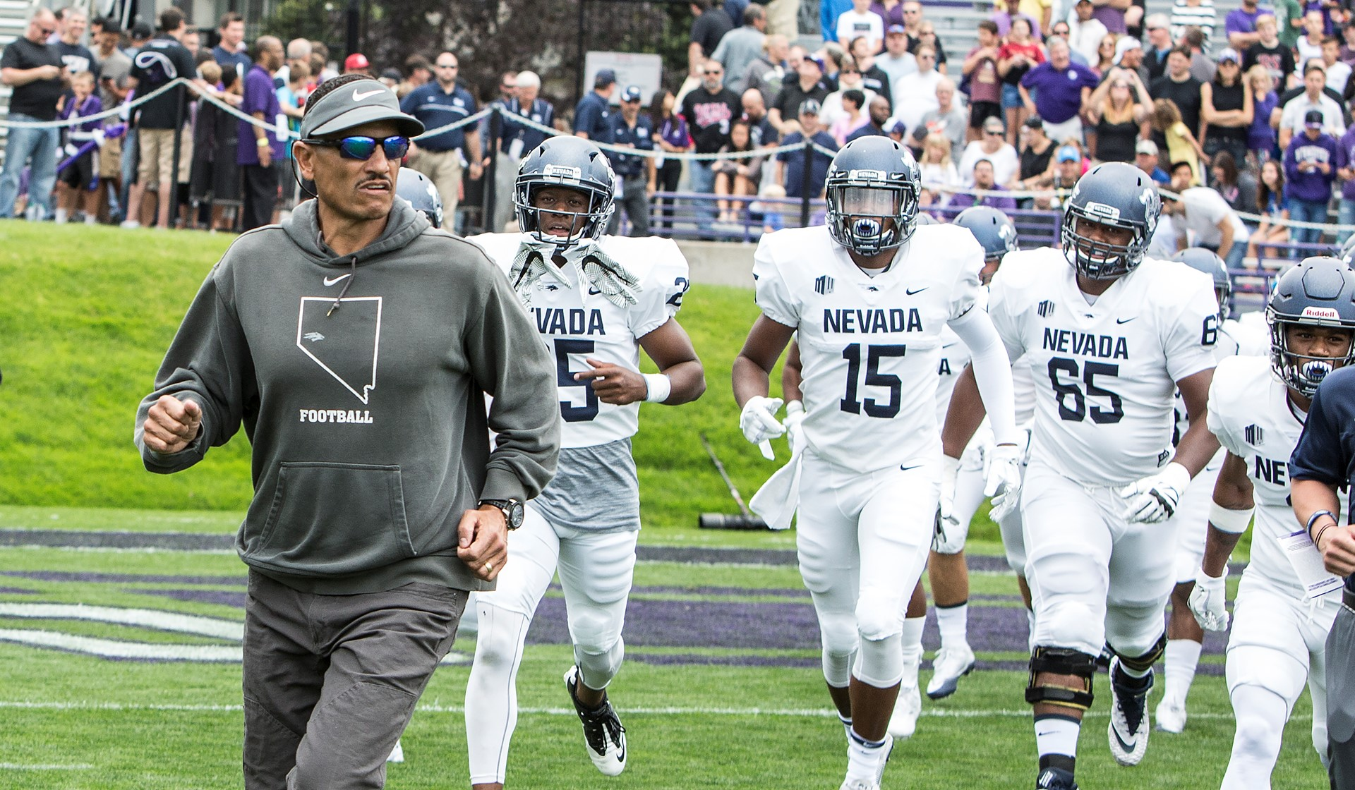 Parking, game and ticket information for Nevada football ...