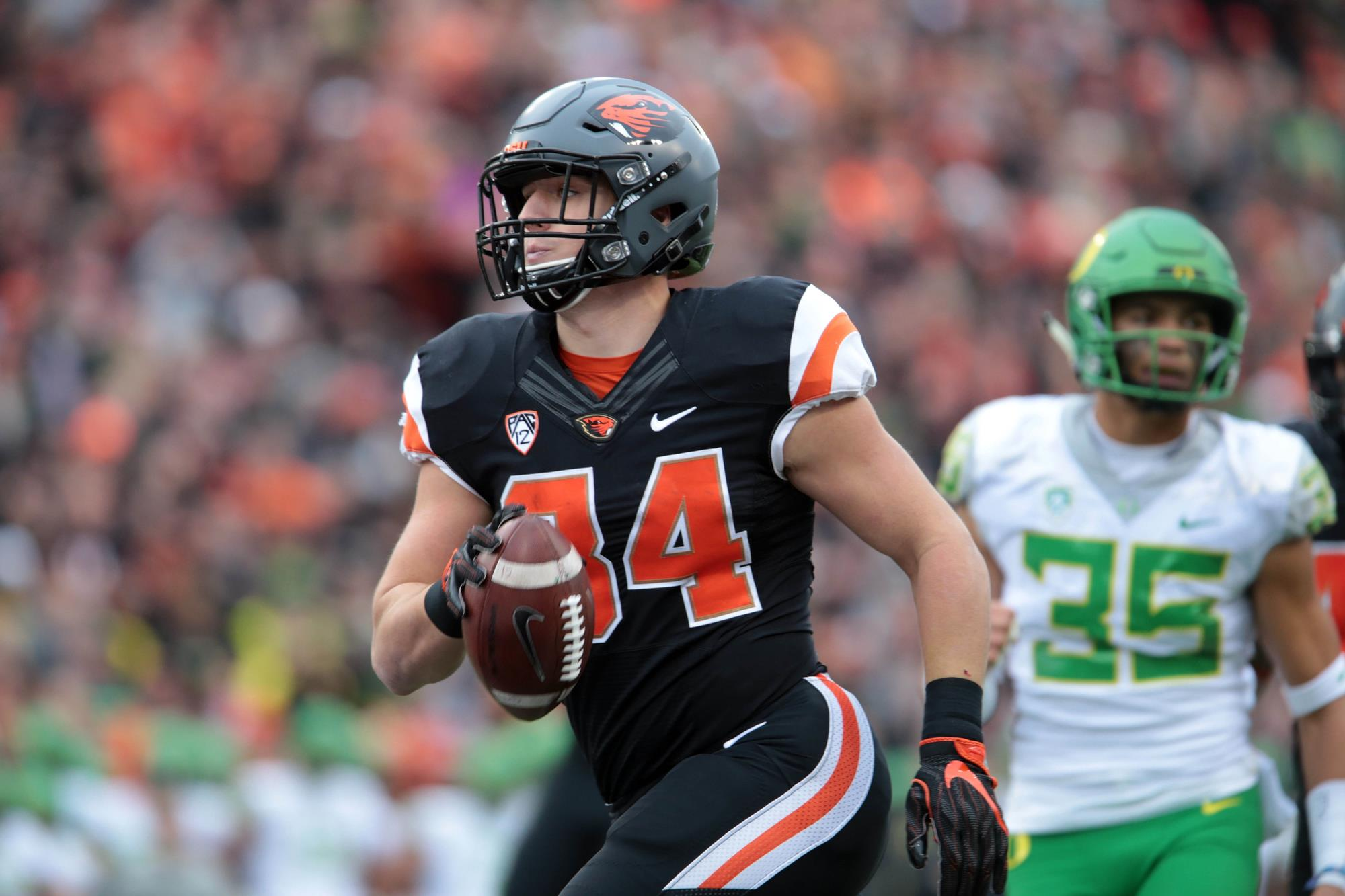 ryan nall football oregon state university athletics