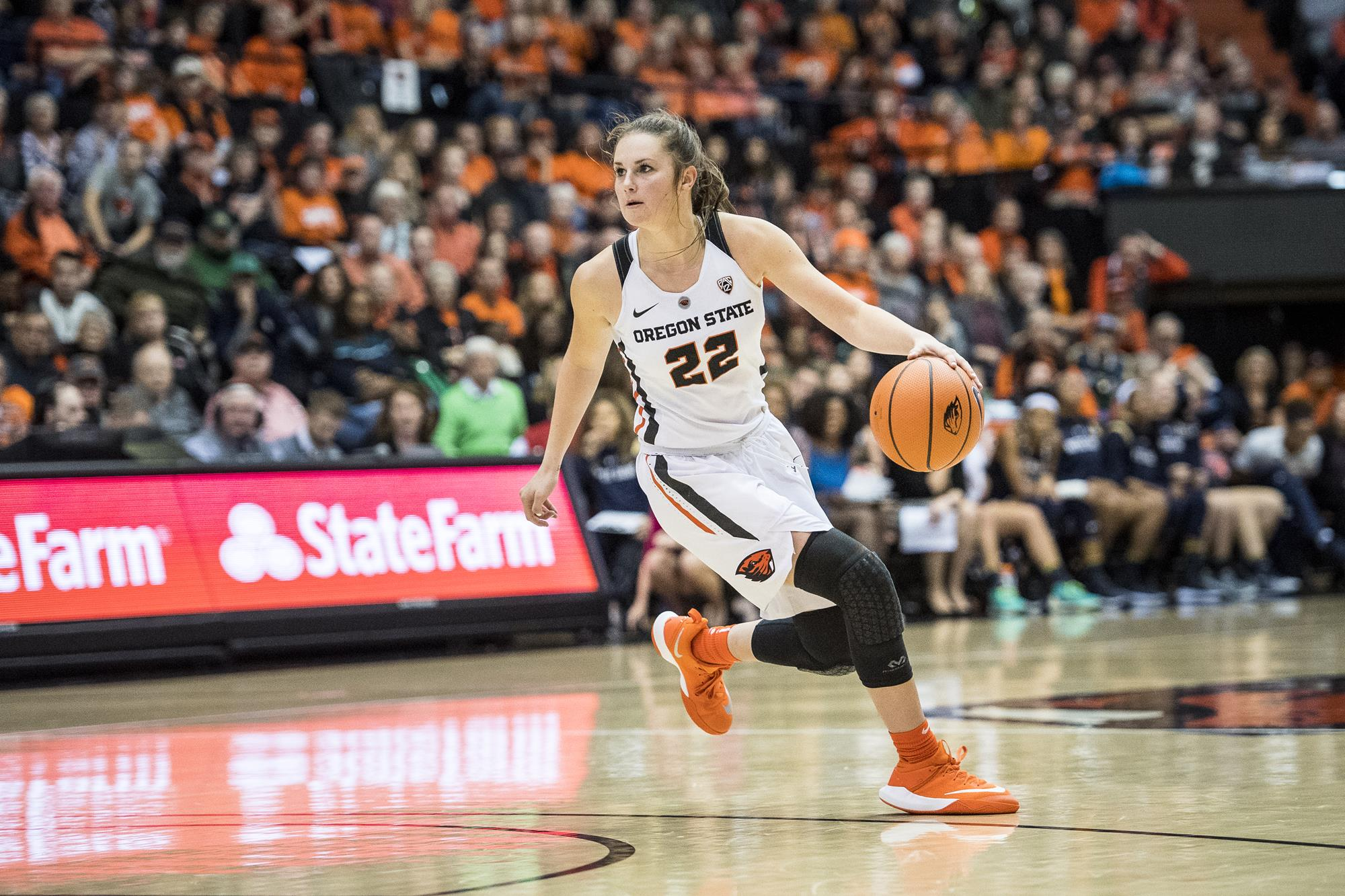 beavers set for matchup with no. 16 duke - oregon state university