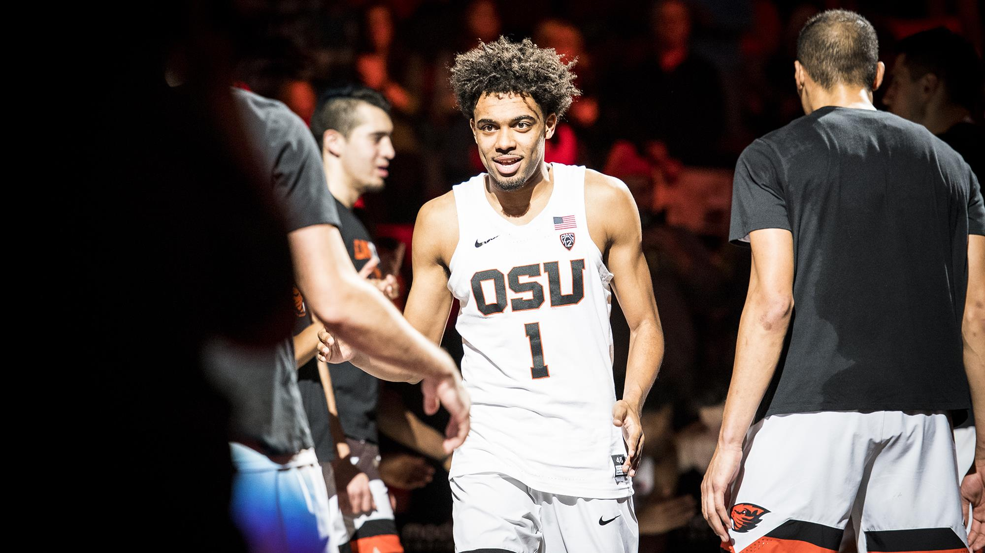 69a965067 Beavers Prepared For Pac-12 Opener - Oregon State University Athletics