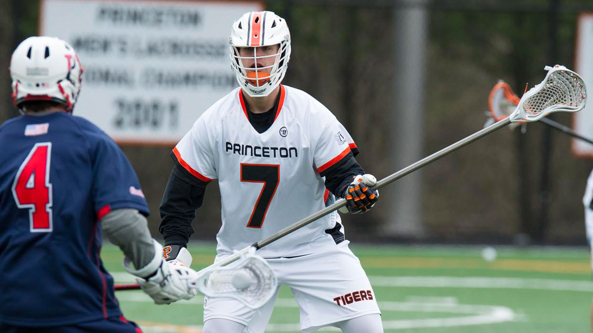 Will Reynolds Men S Lacrosse Princeton University Athletics