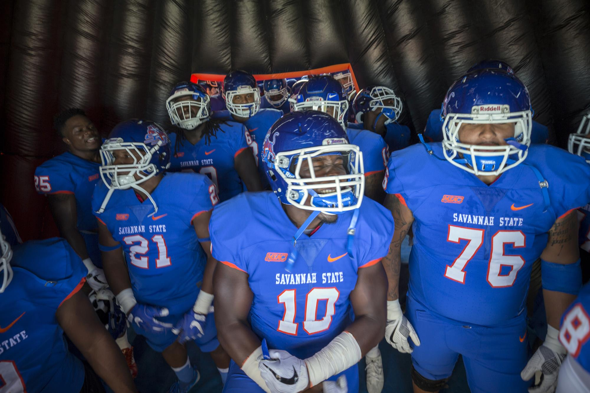 game central football ssu vs s c state savannah state