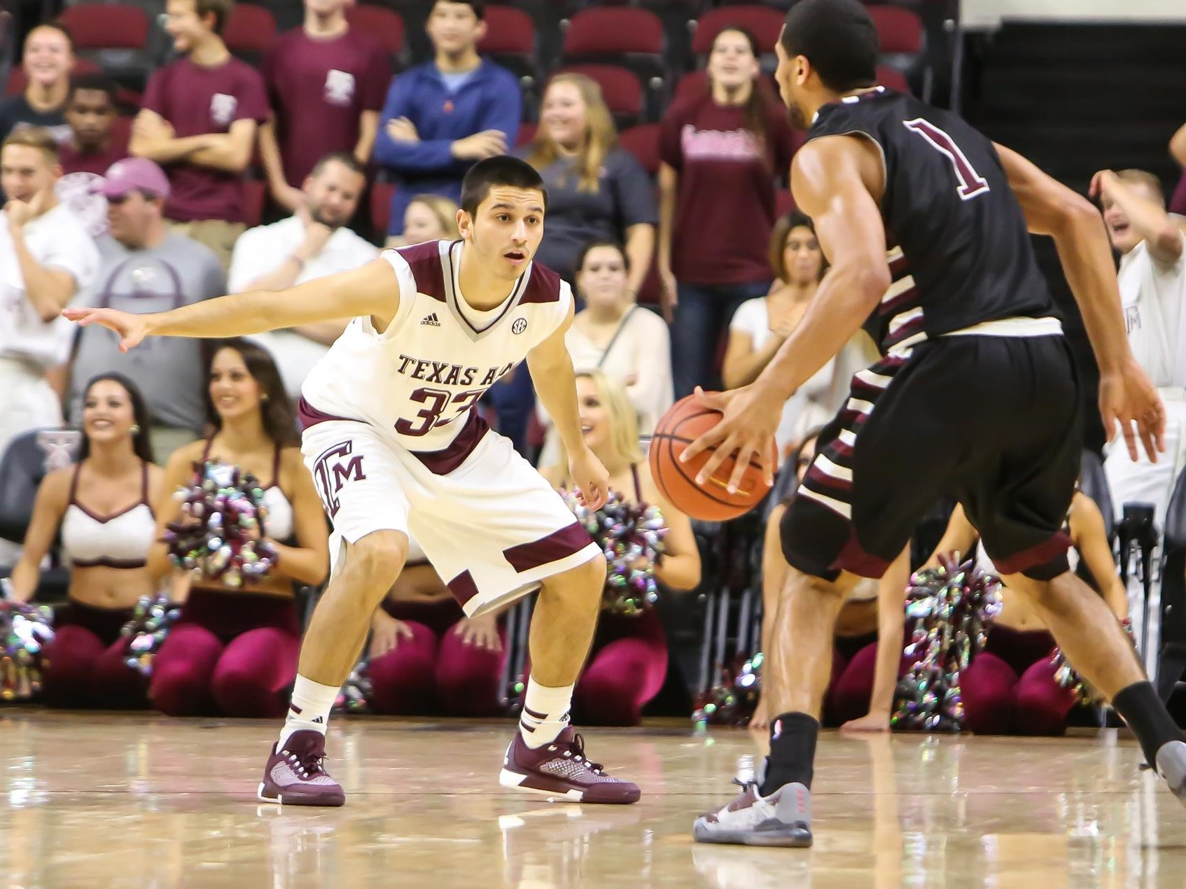 t.j. distefano - men's basketball - texas a&m university athletics