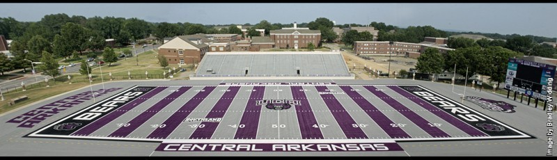 Image result for central arkansas football