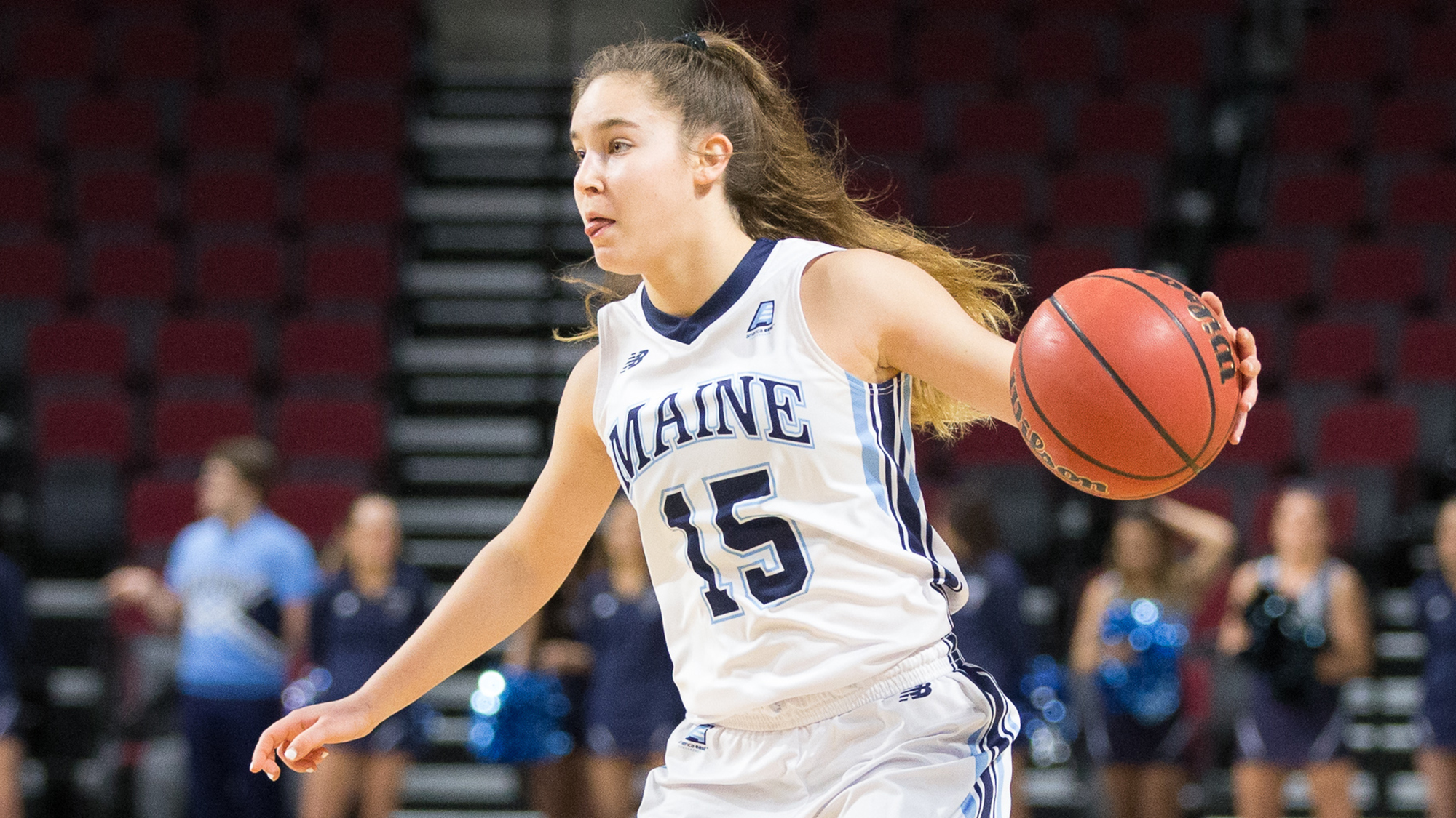 Dor Saar - Women's Basketball - University of Maine Athletics