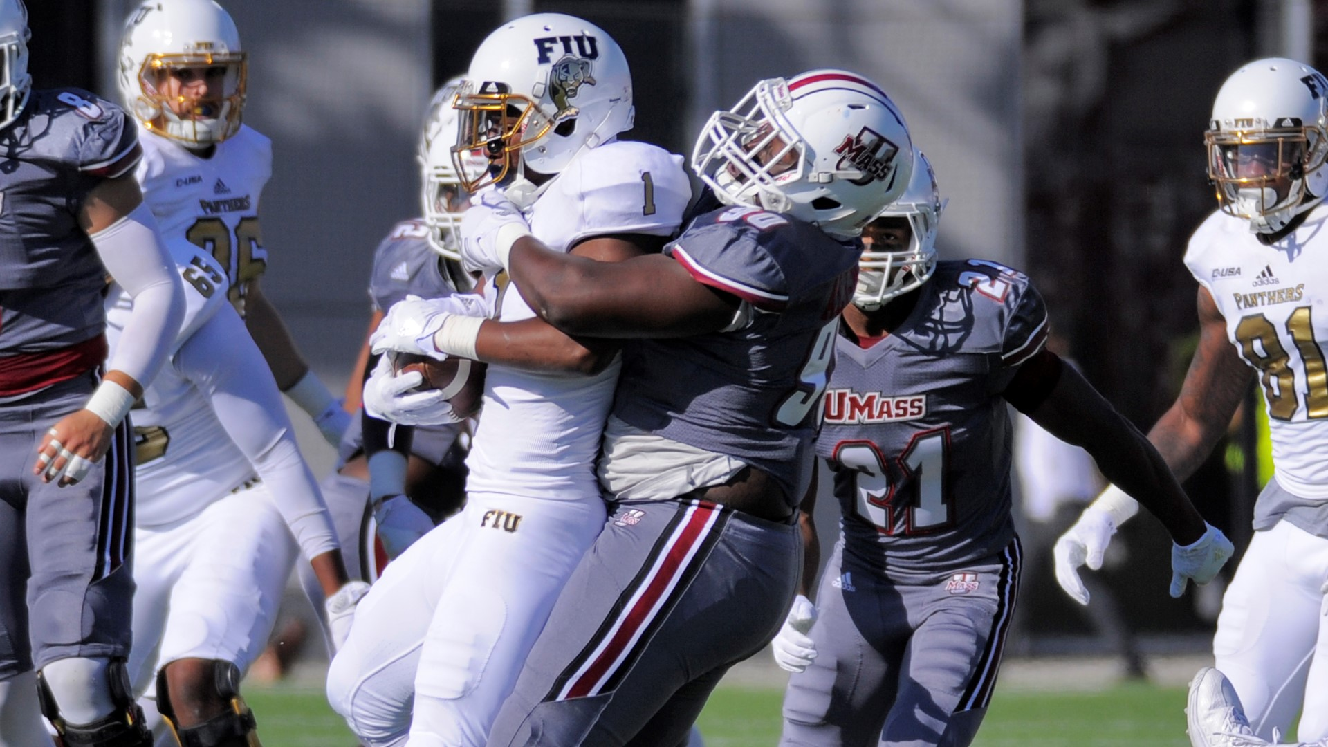 Massachusetts And Fiu Finalize Home And Home Football Series